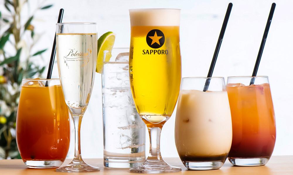 Beer cocktail